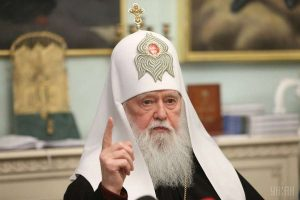 "A Ukrainian deputy denounces ""Filaret's maneuvers at the Unification Council"""