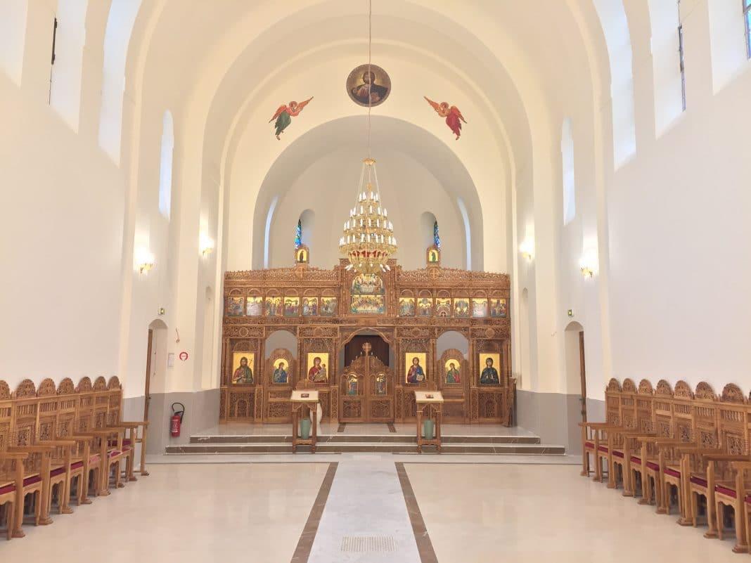 Le métropolite Joseph a consacré la nouvelle église orthodoxe roumaine de Lyon, dédiée à sainte Eugénie