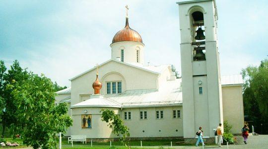 «Le monastère orthodoxe de Valamo en Finlande, sauvé du covid par ses forêts»