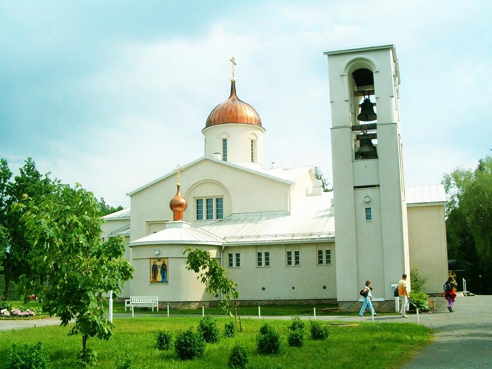 Histoire du monastère de Valamo en Finlande