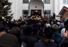 Le clergé du diocèse de Vinnitsa a accueilli chaleureusement son nouvel évêque, qui remplace le métropolite Syméon, interdit de célébration pour schisme