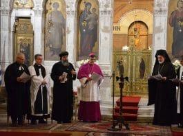 Célébration œcuménique : « Justice et paix s'embrassent : chemin d'unité » – 23 janvier 2019