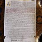 Les membres du Saint-Synode du Patriarcat de Constantinople ont signé le Tomos de la nouvelle Église autocéphale d'Ukraine