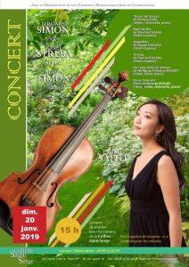 Dimanche 20 janvier à Paris : un concert de soutien pour les travaux de la colline Saint-Serge