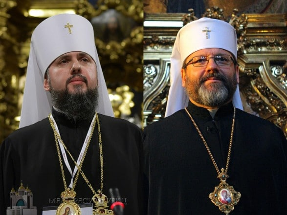"The new ""Autocephalous Orthodox Church of Ukraine"" and the Greek Catholic Church of Ukraine agree to develop a cooperation roadmap"