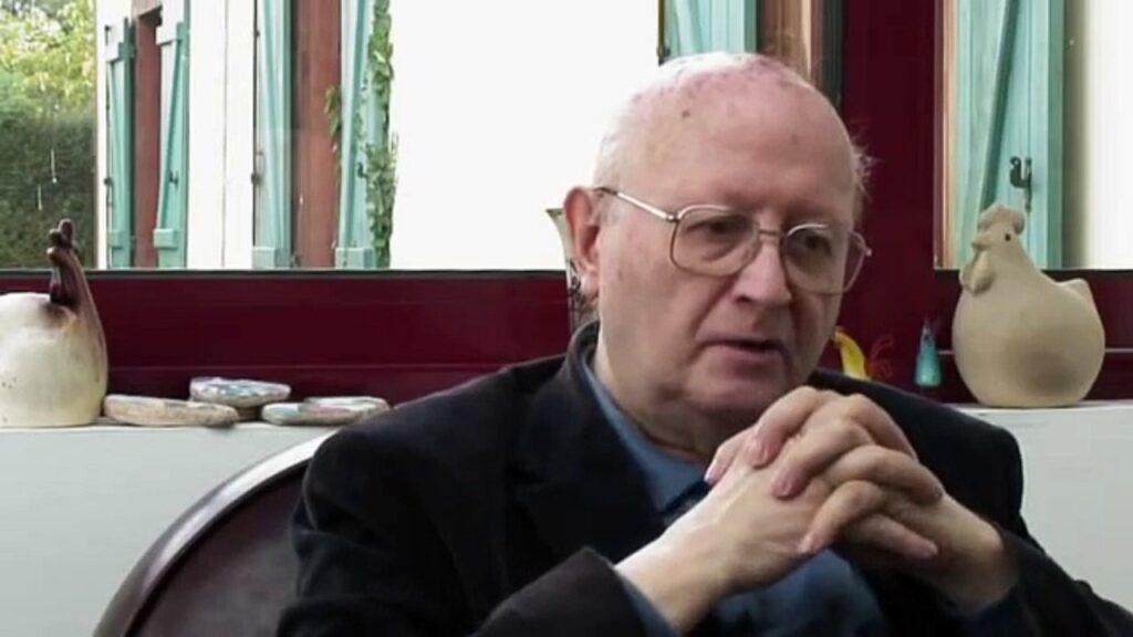 Décès du père François Brune