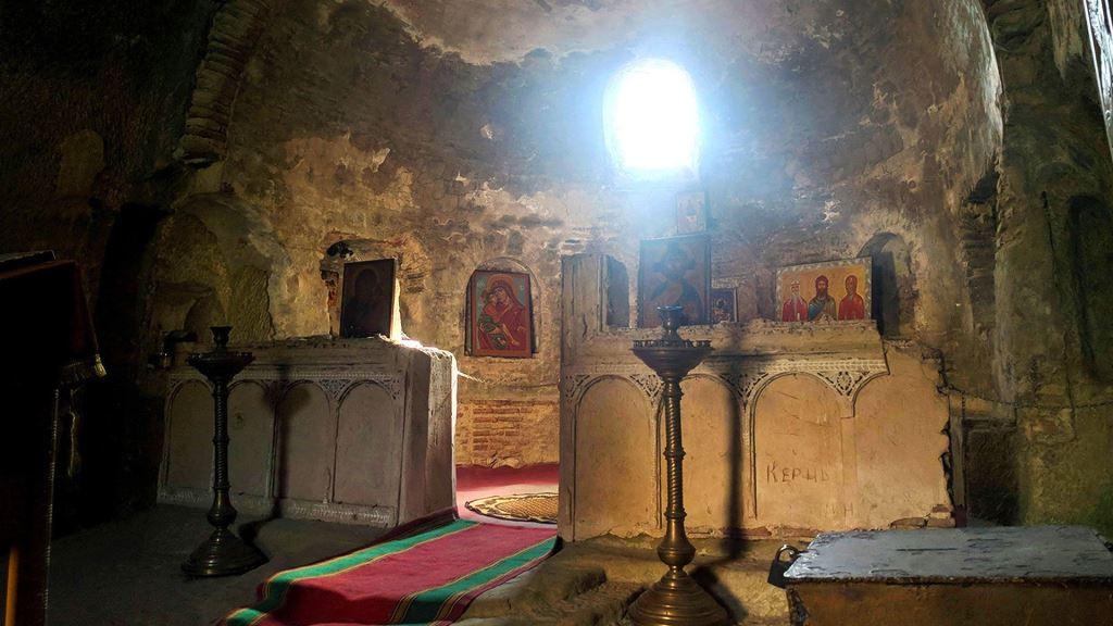 «Monastères, les trésors cachés de la Géorgie»