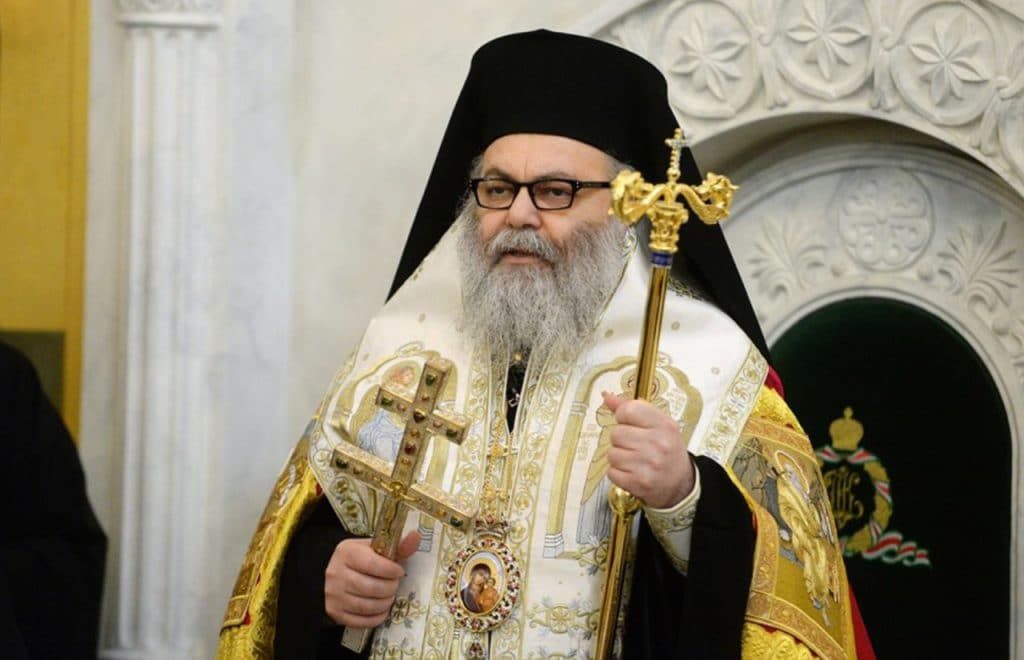 For Patriarch John X of Antioch, it was unreasonable to put an end to the Ukrainian schism at the price of Orthodox world unity