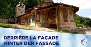 «Sur la route des monastères bulgares – Invitation au voyage»