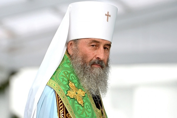 Christmas Message of the Primate of the Ukrainian Orthodox Church His Beatitude Metropolitan Onufriy of Kyiv and All Ukraine