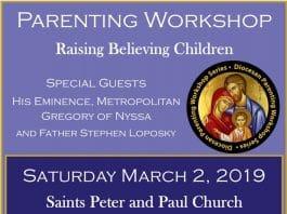Parenting Workshop Series