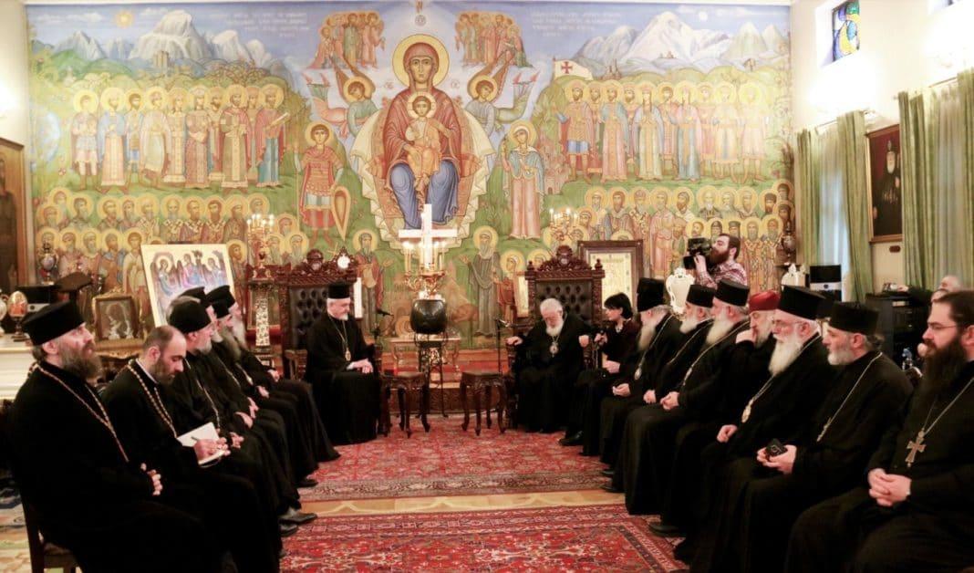 Le métropolite Emmanuel de France (Patriarcat de  Constantinople) : « Le patriarche de Géorgie a la sagesse de prendre une décision pour l'Ukraine »