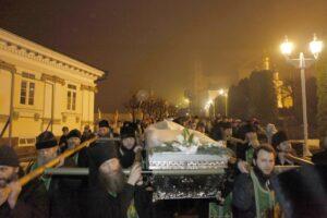 Des milliers de fidèles sont venus à la Laure de Potchaïev (Ukraine) pour la fête de saint Amphiloque