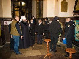 Ukraine : l'office de la Théophanie interrompu par un attentat terroriste