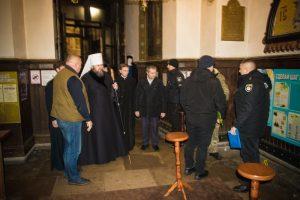 Ukraine : un office de la Théophanie interrompu par un attentat terroriste