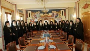 The Holy Synod of the Orthodox Church of Greece refers the Ukrainian issue to their assembly of bishops
