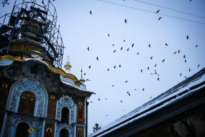 The Russian Church denounces pressure on its parishes in Ukraine