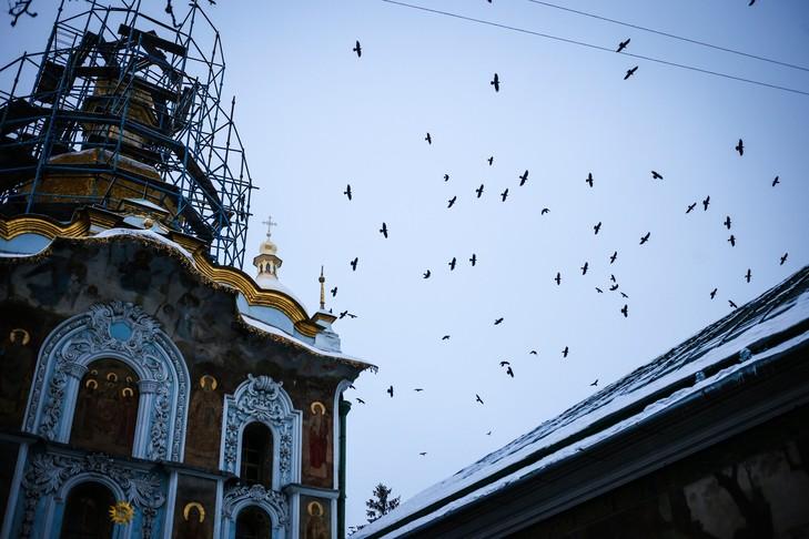 The Russian Church denounces pressure on its parishes in Ukraine