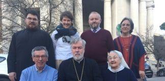 Réunion du conseil d'administration de l'EIIR (Rencontres internationales et interconfessionnelles de religieux/ses)