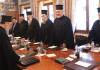 Rencontre des délégations du Patriarcat œcuménique et de l'Église orthodoxe de Grèce à Athènes