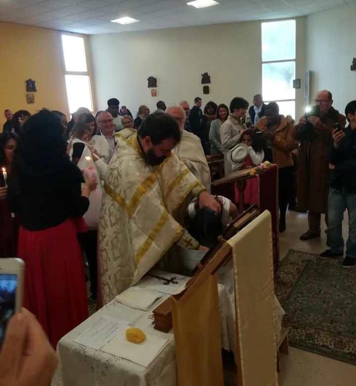 Découverte de la paroisse orthodoxe d'Angers