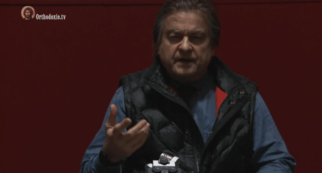 Bertrand Vergely : «Denys l'Aréopagite et la vie angélique» – 21 janvier 2019