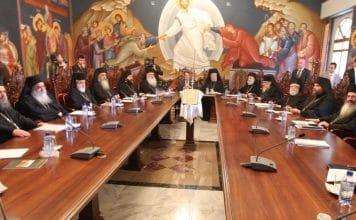 Église de Chypre : communiqué concernant la situation en Ukraine