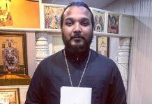 La divine liturgie de saint Jean Chrysostome a été traduite en ourdou, la langue officielle du Pakistan