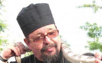 "Archpriest Alexander A.Winogradsky Frenkel: ""Animals And Soulmates"""