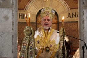 """""""To Vima"""" Interview with Metropolitan Emmanuel of France"""