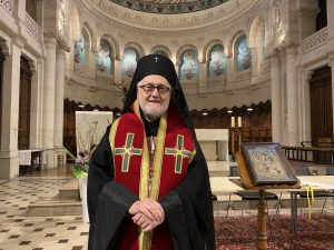 Petition to support Archbishop Jean (Renneteau)