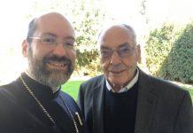 Mgr Job (Getcha) vient d'être nommé doyen de l'Institut d'études supérieures en théologie orthodoxe à Chambésy
