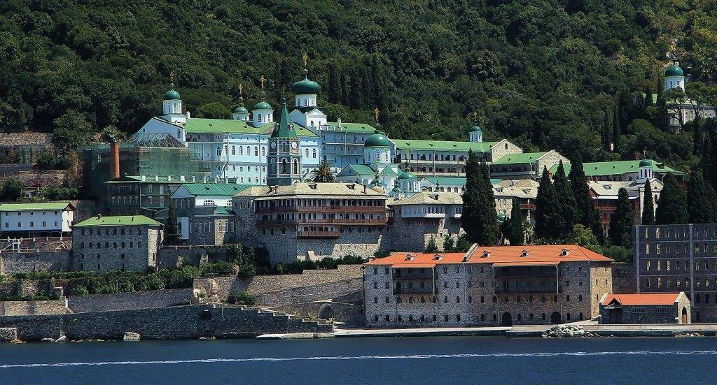 Le monastère athonite Saint-Pantéléimon a refusé de recevoir une délégation de la nouvelle Église autocéphale ukrainienne