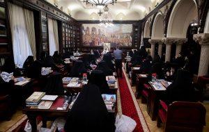 Décision du Saint-Synode de l'Église orthodoxe roumaine concernant l'Ukraine