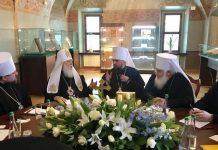 Première séance du Synode de la nouvelle Église autocéphale ukrainienne