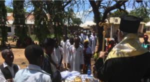 Baptism of 520 Tanzanians