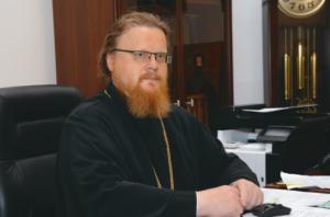 L'archevêque Tikhon (Patriarcat de Moscou) propose une nouvelle règle de fonctionnement de l'Assemblée des évêques orthodoxes d'Allemagne