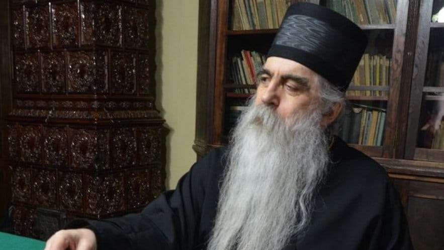 Bishop Irinej of Bačka's personal position on the Serbian Orthodox Church decision regarding the crisis in Ukraine