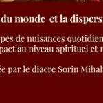 Conférence : «La nuisance du monde et la dispersion de l'âme» – 23 mars à Paris