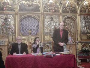 Dimanche de l'Orthodoxie à la cathédrale roumaine de Paris : Fraternité orthodoxe et 70e anniversaire de la revue «Contacts»