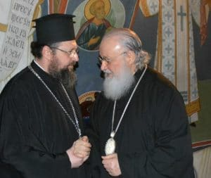 """The sister churches of Greece and Russia must always remain united"""