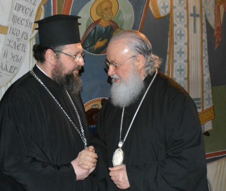Le patriarche de Moscou Cyrille : « Les Églises sœurs de Grèce et de Russie doivent rester unies »