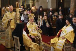 Dimanche du Triomphe de l'orthodoxie à Paris