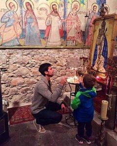 Novak Djokovic prêt à aider une chapelle orthodoxe à Nice