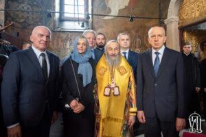 Le métropolite de Kiev Onuphre : « Les épreuves profitent à notre Église »