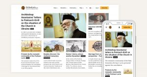 Welcome to the new Orthodoxie.com!