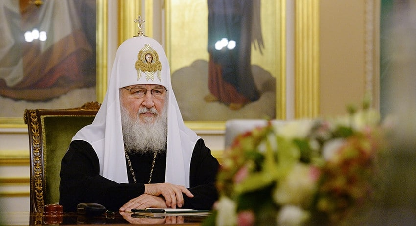 Patriarch Kirill is planning to visit North Korea