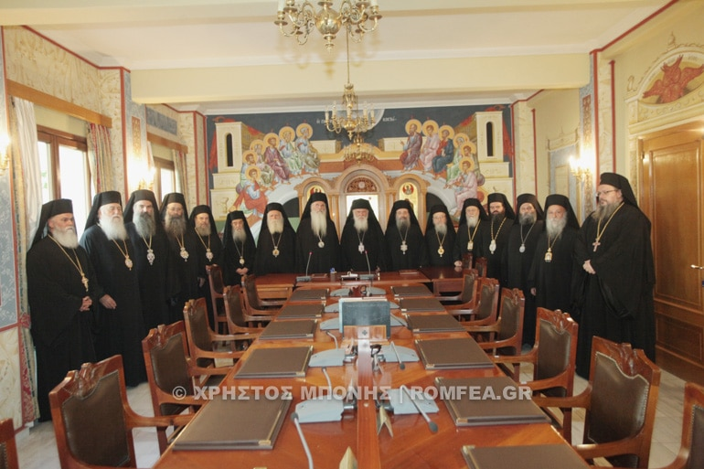 Archbishop Ieronymos of Athens in no hurry to recognize the new autocephalous Church of Ukraine