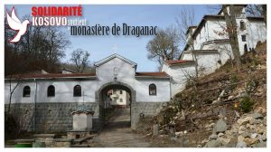 A call for donations for the village and monastery of Stari Draganac in Kosovo