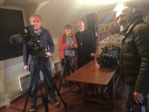 «Une nouvelle équipe pour l'émission « Orthodoxie » de France 2»